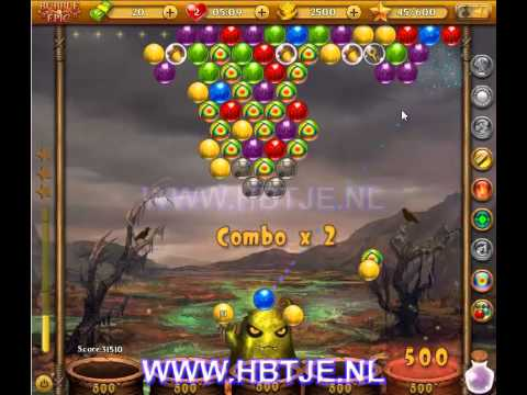 Bubble Epic level 24
