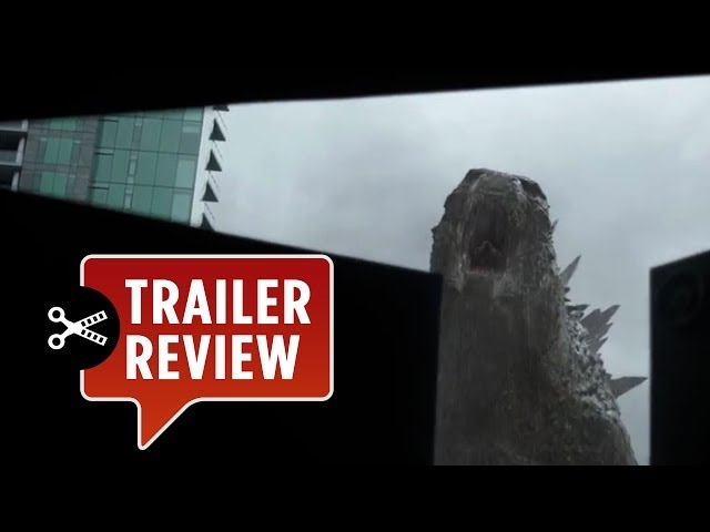 Instant Trailer Review: Godzilla Trailer #2 (2014) Monster Movie HD