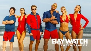 Baywatch - trailer na film