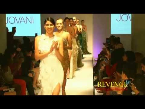 Runway Finale ~ Jovani Couture @ Fashion Week Brooklyn (Sept. 2012)