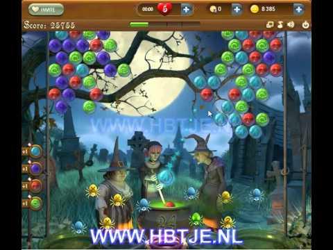 Bubble Witch Saga level 10