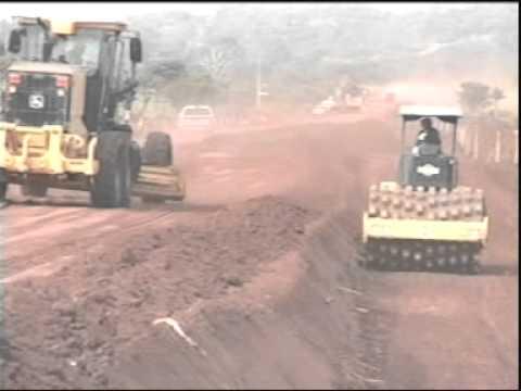 Começam as obras que vão pavimentar 50 km da BR-154