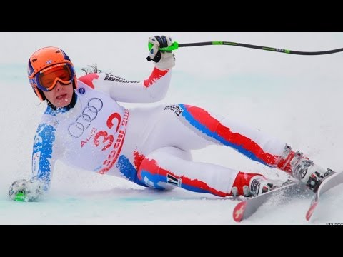 Maria Komissarova Skier Breaks Her Spine - SHOCKING NEWS