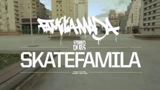 Familia Mada ¨Skatefamila¨ (Official Video)