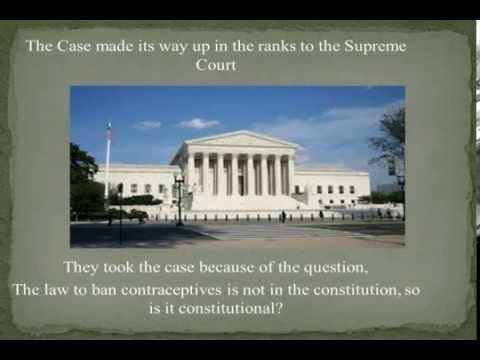 an analysis of the state of connecticut in griswold v Griswold v connecticut by regulations that only favor one state posting free essays online like the above criminal justice: sample essay on griswold v.