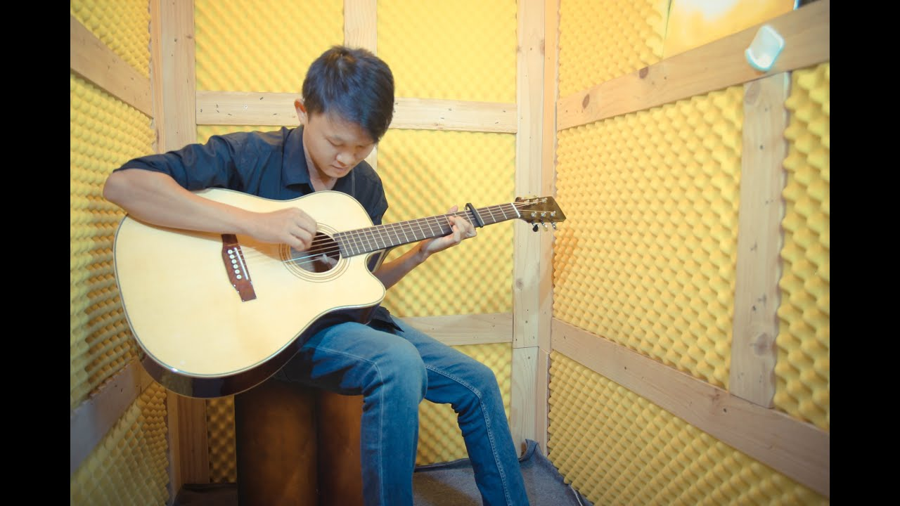 how to play tong hua on guitar