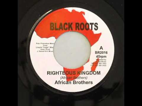 African Brothers - Righteous Kingdom & Version (BR 2016)