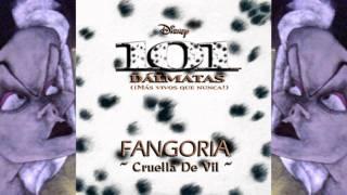Fangoria Cruella De Vil