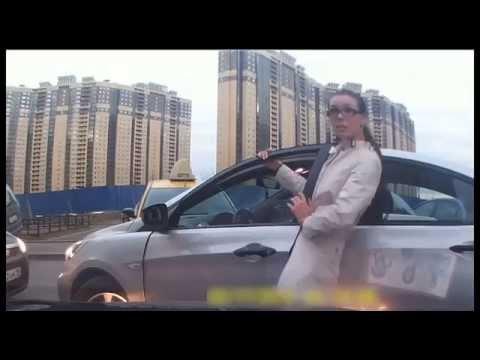 Драка автолюбительниц на дороге - drakoff.ru