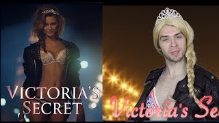 [Victoria's Secret Perfume Commercial Parody] Video