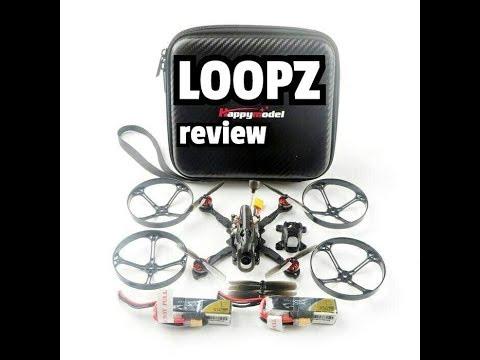 Larva x HD // Loopz review