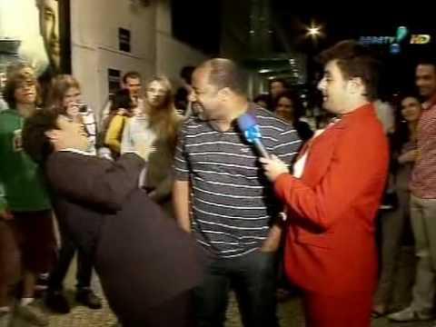 Pânico Na TV - Festa Vesgo e Silvio - 16/08/09