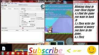 GrowTopia Gem Hack Cheat Engine 6 3