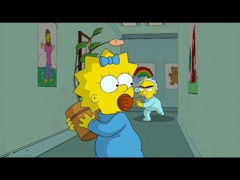 'The Simpsons: The Longest Daycare' Trailer HD