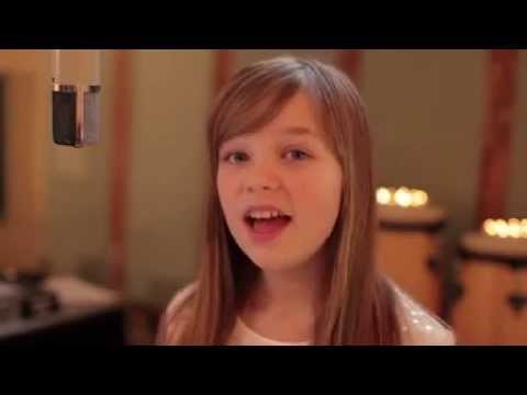 Connie Talbot Beautiful World Music Video) - YouTube