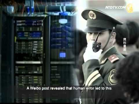 Lỗi kiểm duyệt làm sập mạng Internet Trung Quốc
