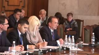 Parlamentul a invitat societatea civilă să-i dea bice (fragmente)