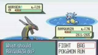 Pokemon Ruby/Sapphire/Emerald How To Catch Horsea