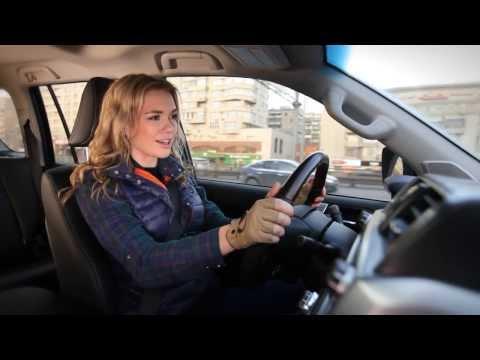 Тест-Драйв Тойота Land Cruiser Prado 2014 от Москва Рулит