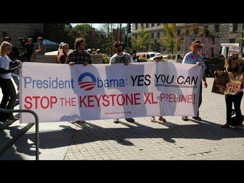 Obama Makes Shocking Keystone XL Pipeline Decision