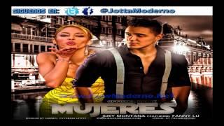 Mujeres Fanny Lu Ft. Joey Montana Audio Oficial