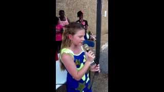 Katy Perry's Roar, Covered By 10 Year Old Raegan M.