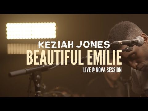 Keziah Jones | Beautiful Emilie | Captain Rugged  (Live @ Nova Session)