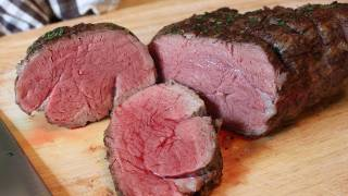 Roast Tenderloin of Beef - New Year's Eve Special Roast