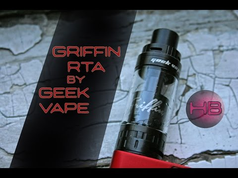 Griffin 22 RTA top airflow | by GeekVape | Боевая классика