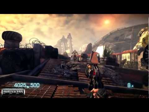 Bulletstorm Gameplay (PC HD)