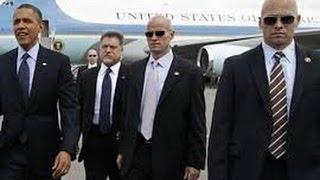 Những chiến binh bí ẩn kế bên Tổng thống Mỹ