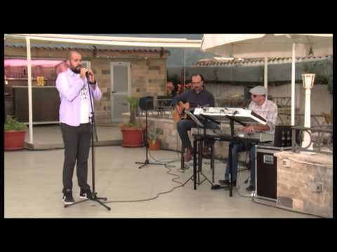 Mladen Lukic (Ne kuni me, ne ruzi me majko - Louis) Judges' Houses - X Factor Adria - Sezona 1