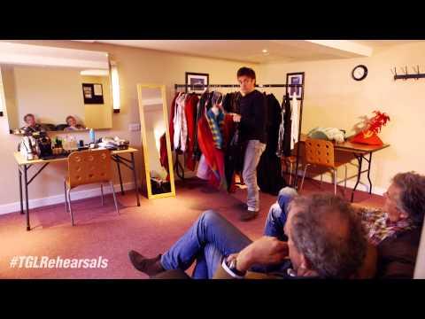 Hammond Tests Clarkson's Patience - Top Gear Live UK