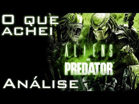 O que achei - Aliens vs. Predator (Análise Facecam)