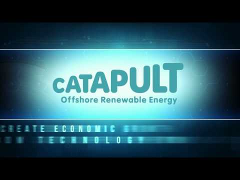 Offshore Renewable Energy Catapult intro video 28 10 13