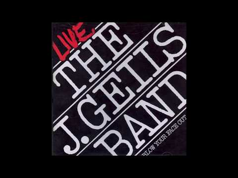 J. Geils Band - Musta Got Lost Live w/ Intro (Lyrics under Description)
