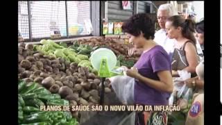 Plano de sa�de puxa a infla��o no m�s de junho em Belo Horizonte