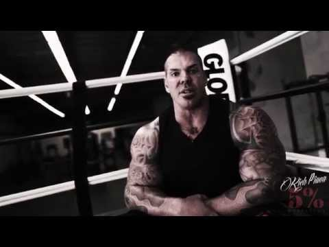 50% vs 100% EFFORT- The Harder you WORK, the FASTERs GOALS are Achieved - Rich Piana