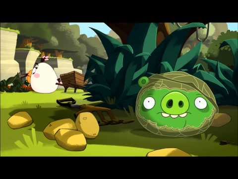 "Angry Birds Toons episode 27 sneak peek ""Green Pig Soup"", Angry Birds Toons episode 27 sneak peek ""Green Pig Soup"""