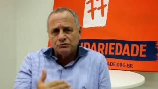 Carlos Manato – Presidente estadual do Solidariedade-ES