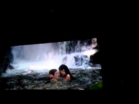 Breaking Dawn part 1 honeymoon scene