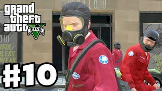 Grand Theft Auto 5 Gameplay Walkthrough Part 10 Jewel