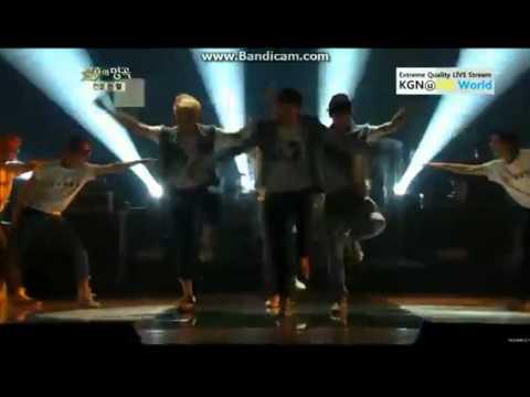 [07072012] RyeoWook, EunHyuk & ShinDong @ Immortal Song 2