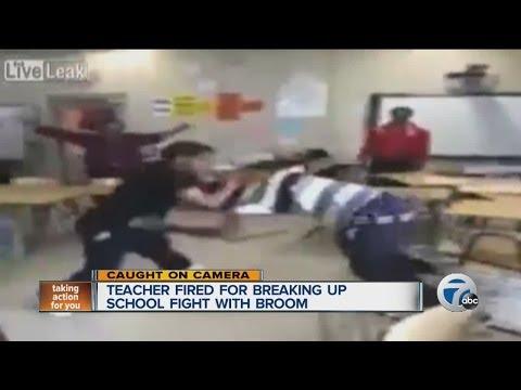 Teacher fired transgender