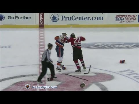 Brett Gallant vs Krys Barch Round 1 Sep 19, 2013