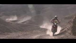 2014 Dakar Rally Stage 10 / Team HRC