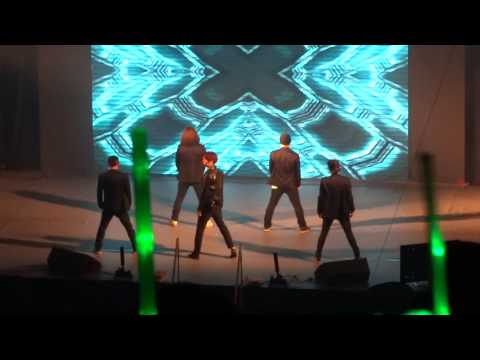 KIM HYUNG JUN - FAN MEETING en Bolivia (Radio Kpop Music Night) Full HD
