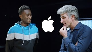 Macbook Pro chat with Apple's Craig Federighi!