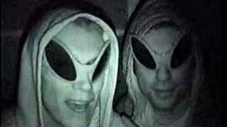 Roommate Alien Prank Goes Bad