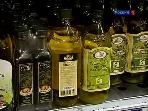 Оливковое масло — полезный продукт